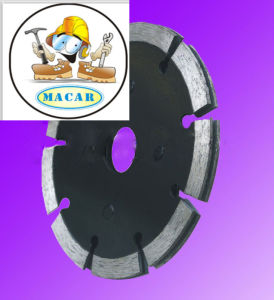 Sandwich Tuck Point Diamond Saw Blade