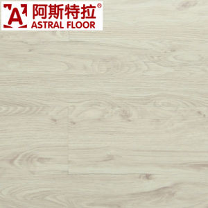 Parquet 6mm Handscraped Grain WPC Flooring pictures & photos
