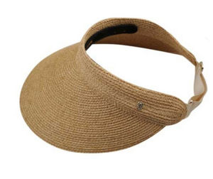 2016 New Design Fashion Straw Hat Sun Visor Cap pictures & photos