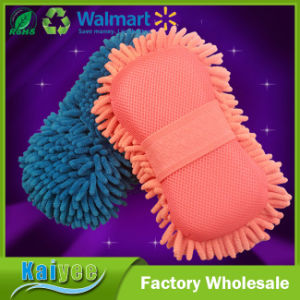 8 Type High Density Sponge Chenille Wash Car Cleaning Products pictures & photos