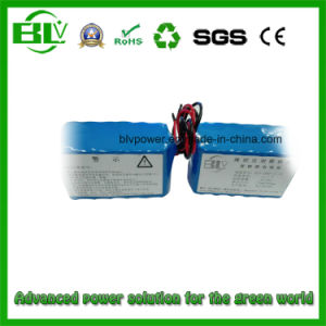 Server UPS Online UPS Rechargeable Battery Bank 12V 15ah BMS Protection pictures & photos