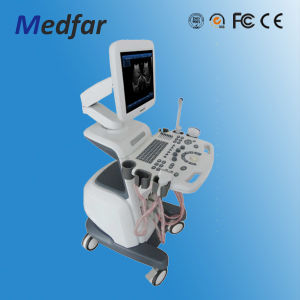 Trolley Ultrasound Diagnosis B Scanner MFC-Ss600
