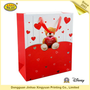 Custom Printed Christmas Art Paper Bag/ Packaging Bag/Gift Bag