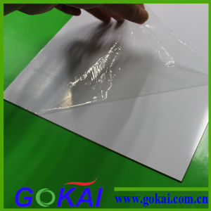 High Hardness PVC Rigid Sheet with Gray and Colorful pictures & photos