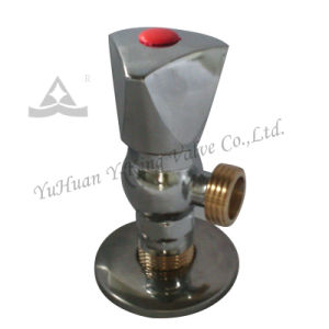 Forged Brass Angle Hose Valve (YD-I5025) pictures & photos