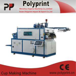 Cup Thermoforming Machine (PPTF-660A) pictures & photos