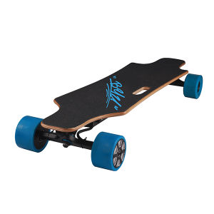 Customized Design Dual in-Wheel Motor Electric Scooter Skateboard
