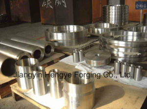 Hot Forged Reducing Nozzle Flange of Material A182 F316L