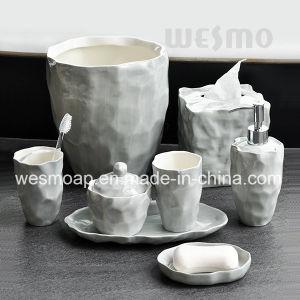 organic porcelain bathroom accessories wbc0845a