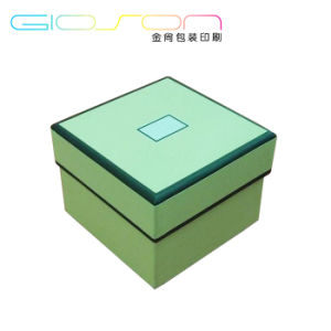 Customized Cardboard Packaging Box Factory/ Jewelry Box Printing pictures & photos