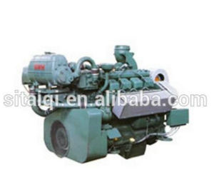 Deutz Mwm Tbd234-V8 Main Propulsion Marine Diesel Engine