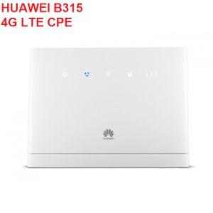 Huawei B315 B315s-22 B315s-607 150Mbps 4G 3G Wireless Router Lte WiFi CPE