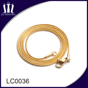 High Quality Stainless Steel Jewelry Snake Chain pictures & photos