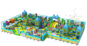 Factory Directly Sale Children Indoor Playground for Sale pictures & photos