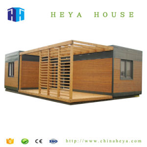 Easy Assembly Prefabricated Luxury Expandable Container House China