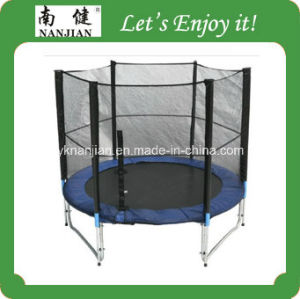10ft Bungee Trampoline Park with Inside Safety Net for Sale pictures & photos