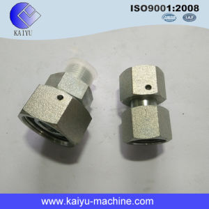 Hydaulic Coupling Fitting with Reduce Thread pictures & photos