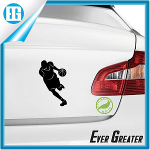 Waterproof PVC Basketball Fans Individuation Decoration Car Sticker pictures & photos