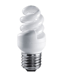 18W T2 Half Spiral Electric Bulb Energy Savers (BNFT2-HS-E) pictures & photos