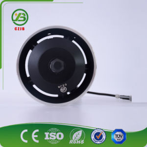 10 Inch Geared BLDC Electric Scooter Motor 48V 350W