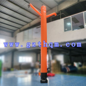 Red Color Inflatable Air Dancer with Sale Printing/Inflatable Air Tube Man Blower Sky Dancer pictures & photos