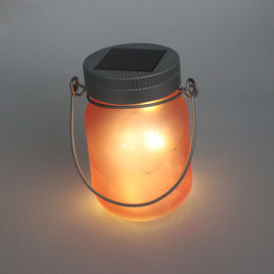 2017 Popular Night Fairy Light Colorful Flicker LED Solar Lantern pictures & photos