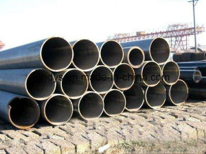 159*5 Round Steel Pipe Tube for Gas Cylinder