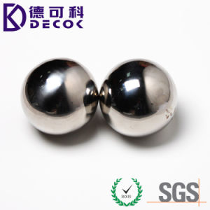 Chinese Factory 17/64 Inch Chrome Steel Ball pictures & photos