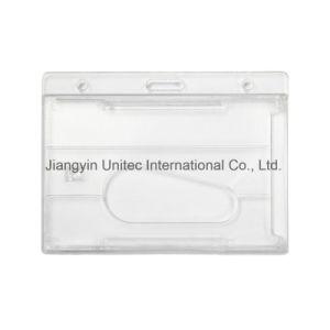 rigid badge holder plastic card holder phv1h phv2h phv3v30202h30204v - Plastic Card Holder