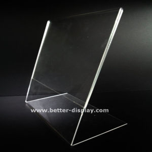 Acrylic Brochure Holder Floor Stand for Newspaper or Magazine (BTR-H6005) pictures & photos