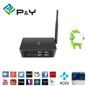 Wholesale Pendoo X92 Android 6.0 TV Box Octa Core 16g ROM Kodi TV with LED Display pictures & photos