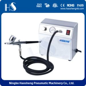 As16-3k Hseng Mini Compressor Air Nail pictures & photos