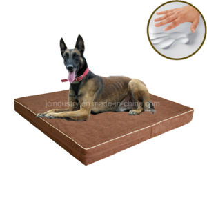 Biggest Supplier of Memory Foam Dog Bed in China