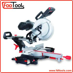 10′′ 2000W Double Bevel Sliding Miter Saw (220385) pictures & photos