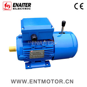 Induction F Class Electrical AC Brake Motor