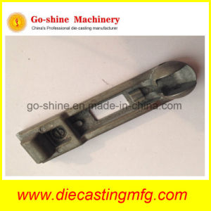 Lock Cover of Zinc Die Casting pictures & photos