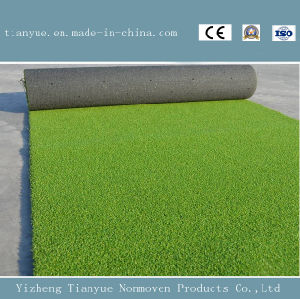 Fire Resistant Soccer Synthetic Grass Lawn