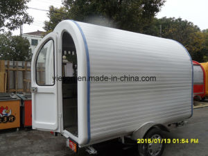 Sliding Glass Windows Mobile Snack Trailer pictures & photos