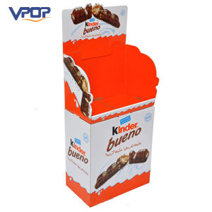 Wholesale Cardboard Bread Dump Bin for Food Display