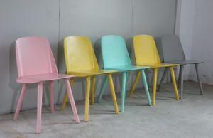 China Modern Scandinavian Modern Oak Dining Chair Furniture Nerd ...