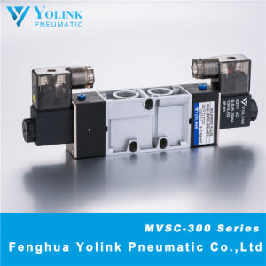 MVSC-460-4E1 Series Pilot Operated Solenoid Valve pictures & photos