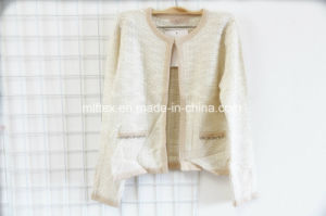 Short Velvet Cardigan for Women