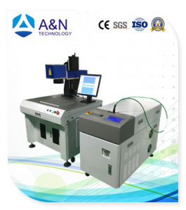 A&N 100W Optical Fiber Laser Welding Machine with Galvanometer