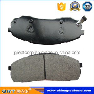 58101-4ha50 Car Brake Pad Cross Reference for Hyundai H1