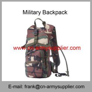 Army-Camouflage-Outdoor Backpack-Police-Military-Backpack pictures & photos