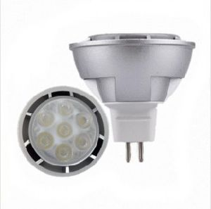 MR16-7X1w LED Light with CE and Rhos pictures & photos