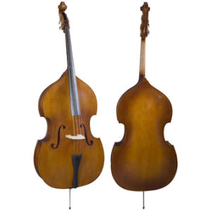 Studen Basswood Plywood Double Bass (dB-01) pictures & photos