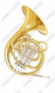 French Horn / 3-Key French Horn / One Piece French Horn (FH-32L) pictures & photos