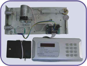 Electronic Home Safe Lock for Safe (MG-5H) pictures & photos