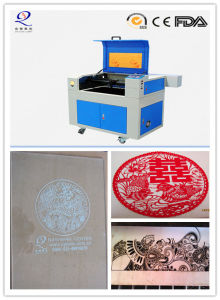 Laser Engraving and Cutting Machine with Imported Linear Rails pictures & photos